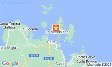 Mappa La Maddalena Appartamento 63454