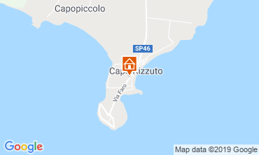Mappa Isola di Capo Rizzuto Appartamento 29262