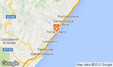 Mappa Taormina Appartamento 23128