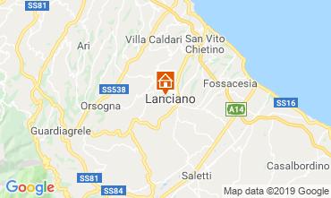 Mappa Lanciano Casa 114080