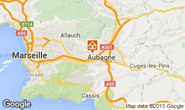 Mappa Aubagne Villa  88007
