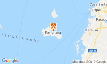 Mappa Favignana Appartamento 46408