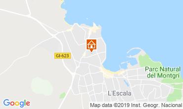 Mappa L'escala Appartamento 24682