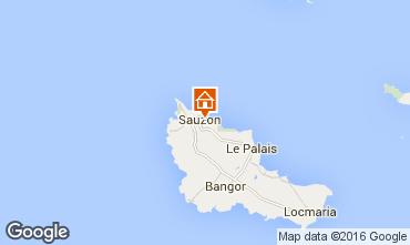 Mappa Sauzon Casa 70518