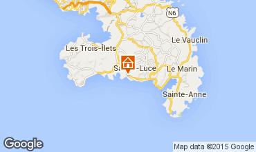 Mappa Sainte Luce Monolocale 69054