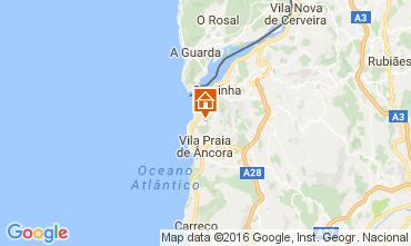 Mappa Viana Do castelo Agriturismo 106151
