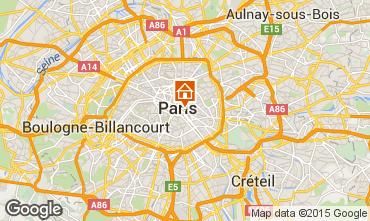 Mappa PARIGI Monolocale 91698
