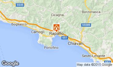 Mappa Rapallo Appartamento 80314