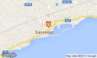 Mappa Sanremo Appartamento 76787