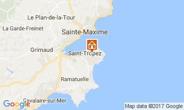 Mappa Saint Tropez Villa  111888