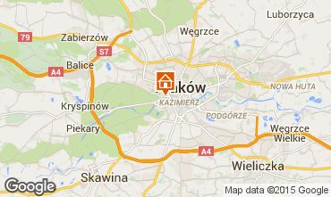 Mappa Cracovia Appartamento 15059