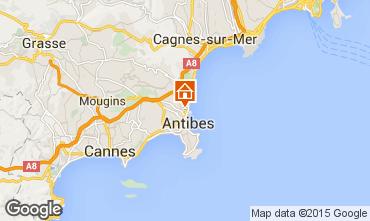 Mappa Antibes Monolocale 78231