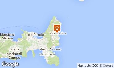 Mappa Rio Marina Appartamento 96081