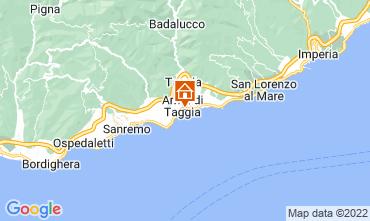 Mappa Sanremo Appartamento 76180