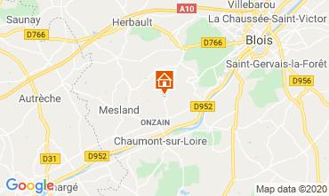 Mappa Blois Casa mobile 101805