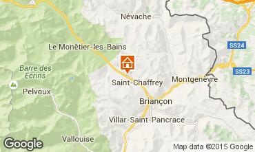 Mappa Serre Chevalier Chalet 79917