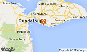 Mappa Gosier (Guadalupa) Monolocale 82219