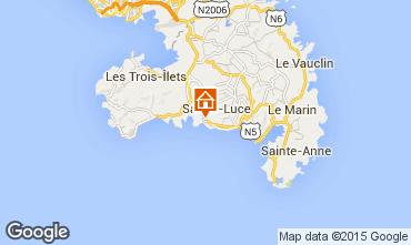 Mappa Sainte Luce Villa  69068