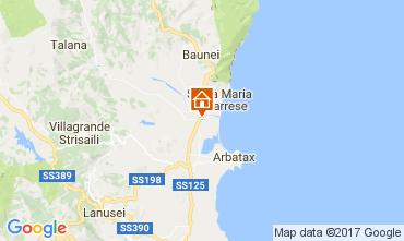Mappa Lotzorai Appartamento 111747