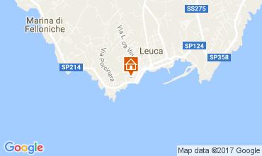 Mappa Santa Maria di Leuca Appartamento 78687