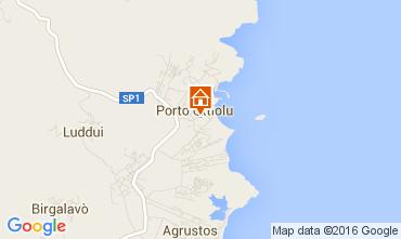 Mappa Porto Ottiolu Appartamento 105212