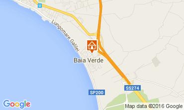 Mappa Gallipoli Appartamento 85385