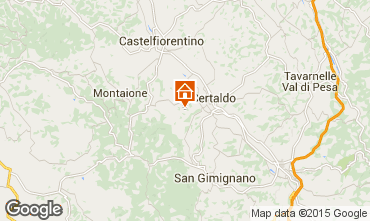 Mappa Firenze Casa 92096