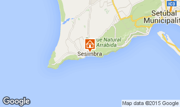 Mappa Sesimbra Appartamento 45099