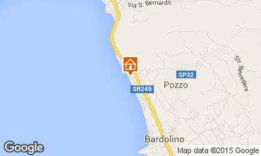 Mappa Bardolino Appartamento 23270