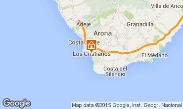 Mappa Los Cristianos Monolocale 66110