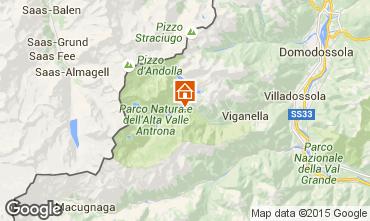 Mappa Domodossola Villa  101464