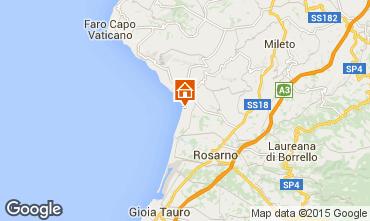 Mappa Capo Vaticano Villa  78067