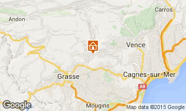 Mappa Cannes Villa  81732