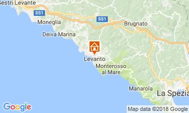Mappa Levanto Appartamento 108846