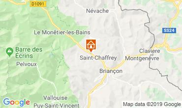 Mappa Serre Chevalier Monolocale 67518