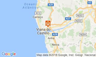 Mappa Viana Do castelo Appartamento 21585