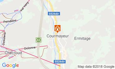 Mappa Courmayeur Appartamento 117114