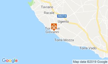 Mappa Ugento - Torre San Giovanni Appartamento 118359