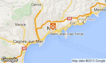 Mappa Nizza Appartamento 67474
