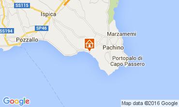 Mappa Pachino Villa  105796