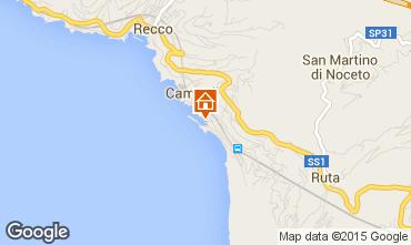Mappa Camogli Appartamento 82387