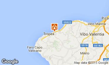 Mappa Tropea Appartamento 38007