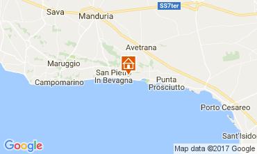 Mappa San Pietro in Bevagna Appartamento 109377